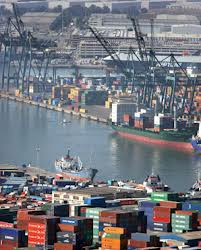 transporte marítimo, contenedores