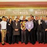 foto de grupo correspondiente a la III convencion del network IFF en Shanghai