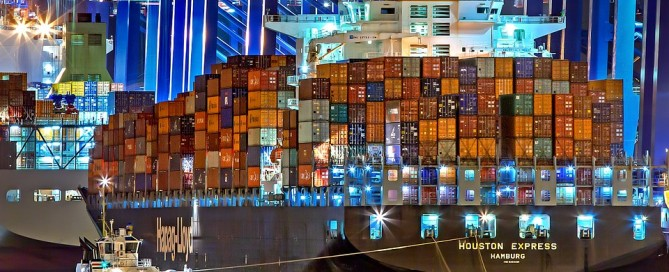 Transporte marítimo internacional y los smart ports